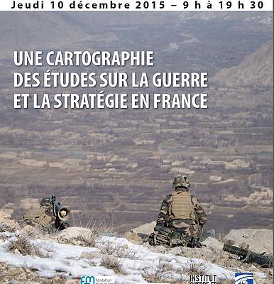 colloque cartographie etudes stratégiques